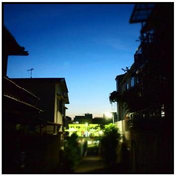 2012年7月18日の西の空.jpg